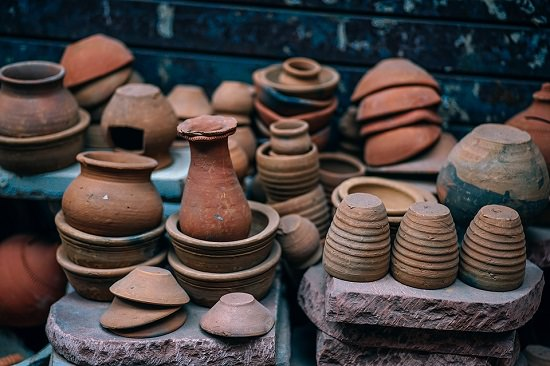 Using Clay Pots Prove To Be Economical