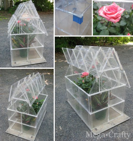 15 DIY Mini Indoor Greenhouse Ideas For Winter & Early