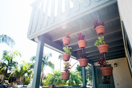 Balcony Flower Stand