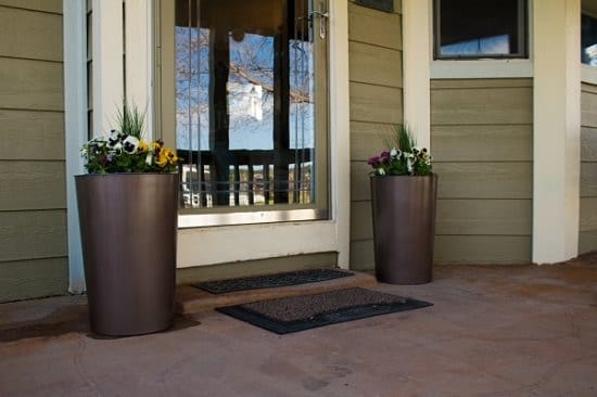 diy tall planter ideas