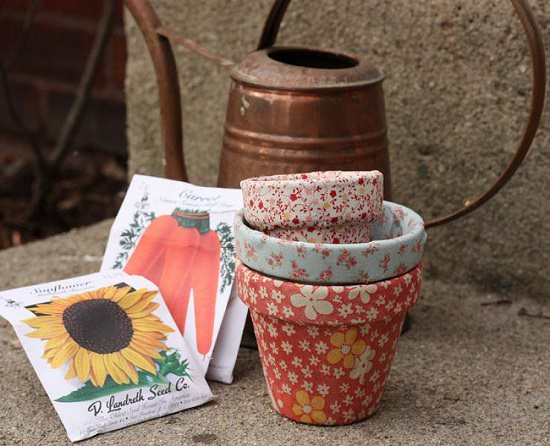 Thoughtful DIY Garden Gift Ideas