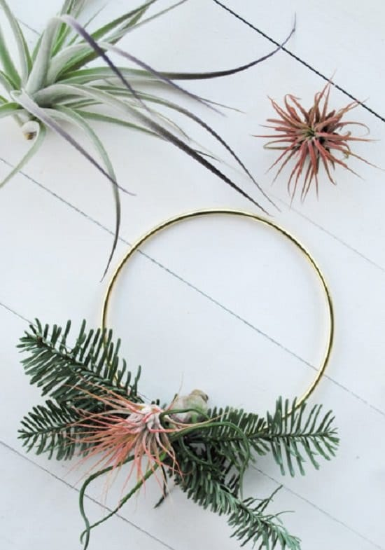 Macrame Ring Wreath