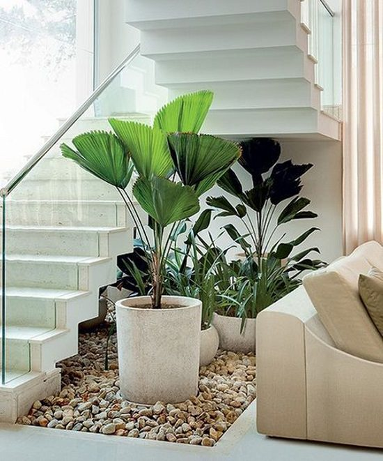 15 Creative Garden Ideas You Can Steal: 15 Unique Ideas For Indoor Garden Under Stairs