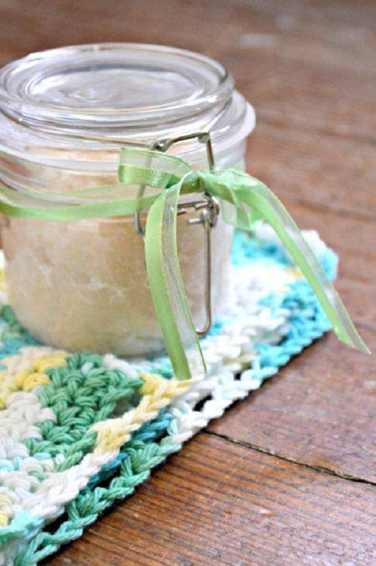 If you love to garden without gloves, these 15 Homemade DIY Hand Scrub Recipes are a perfect way to treat your hands.