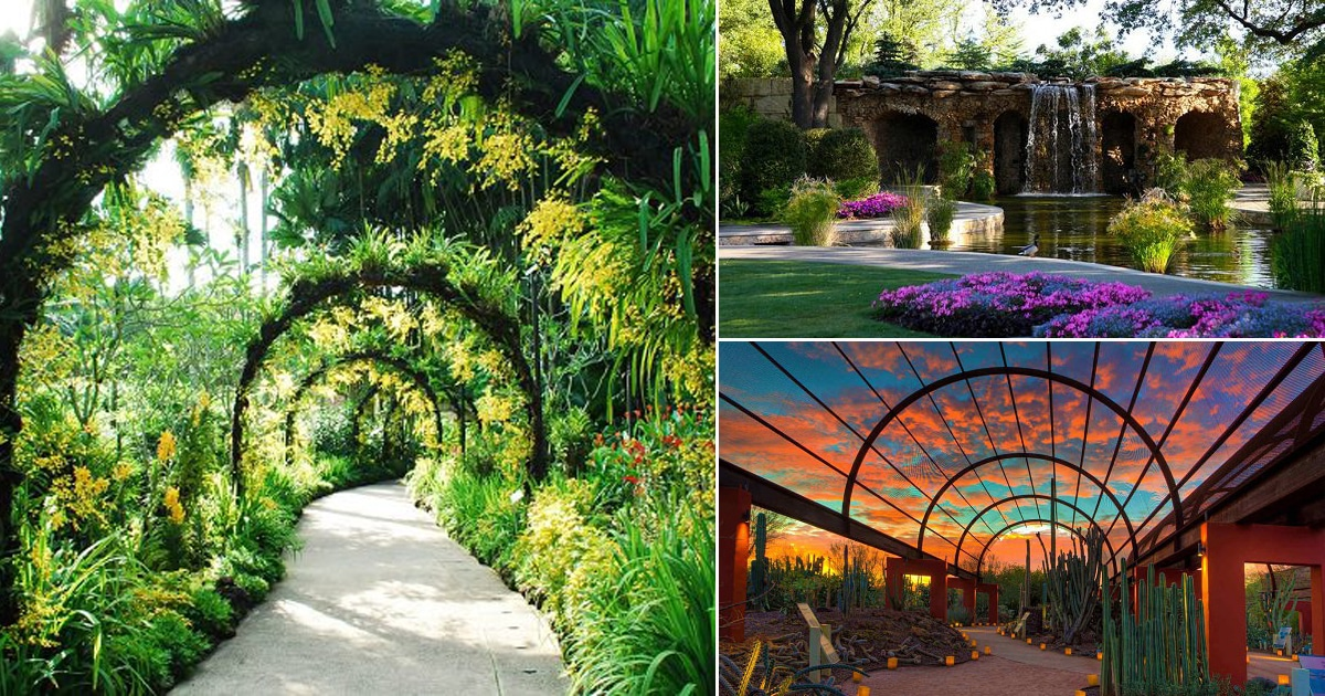 19 best botanical gardens in the world