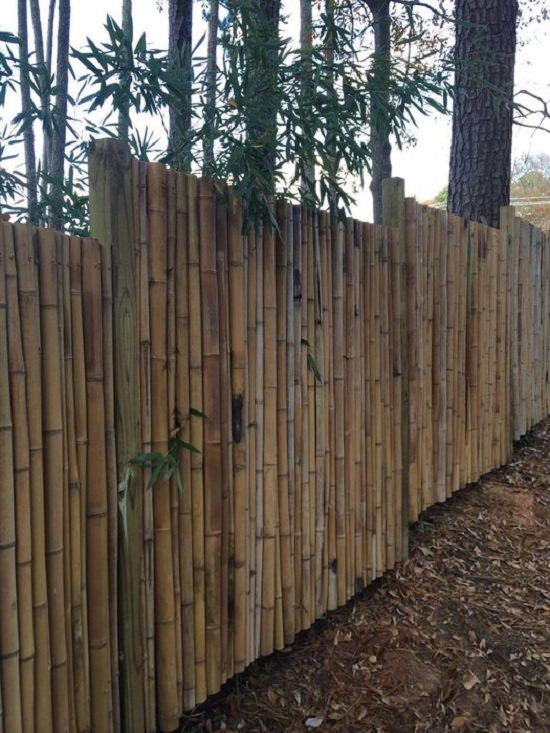 24 Spectacular Diy Bamboo Projects Amp Uses In Garden