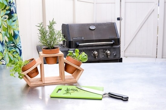 11 Countertop Herb Garden Ideas