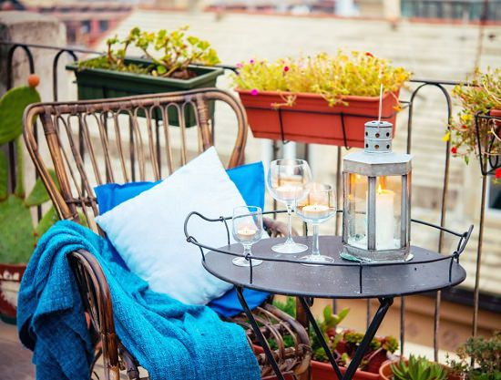 Romantic Balcony Ideas