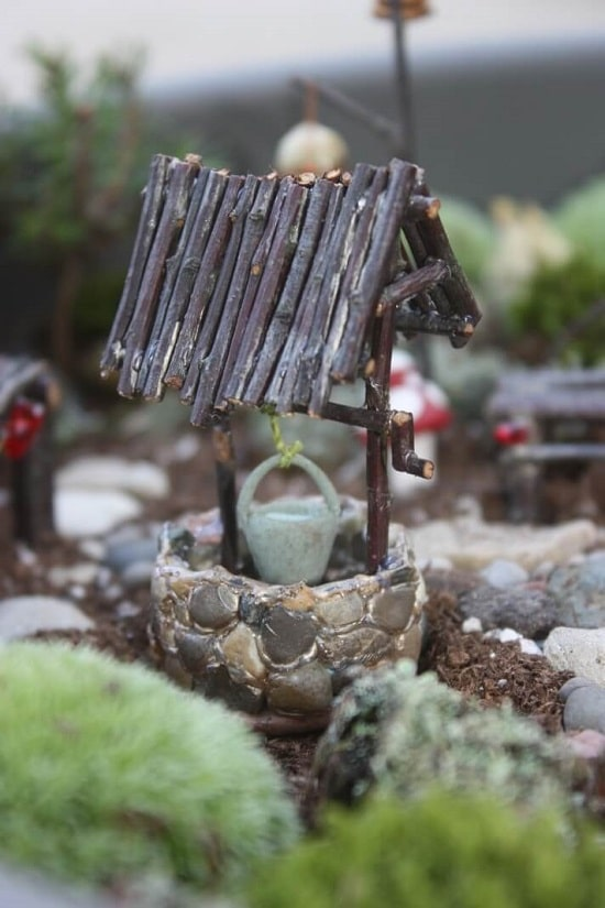 Learn how to make adorable DIY Fairy Garden Accessories for your fairy gardens. Enjoy these projects with your kids or try them alone, they're fun!
