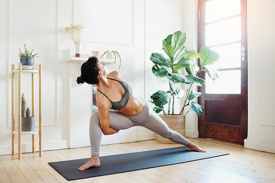 How to Make Home Yoga Studio