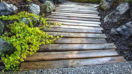 Pallet Project for Gardeners