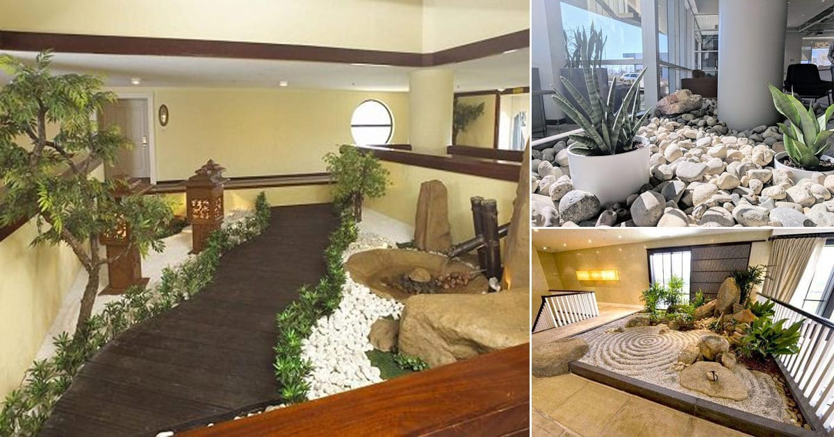 18 Indoor Rock Garden Ideas How To Make An Indoor Rock Garden Balcony Garden Web