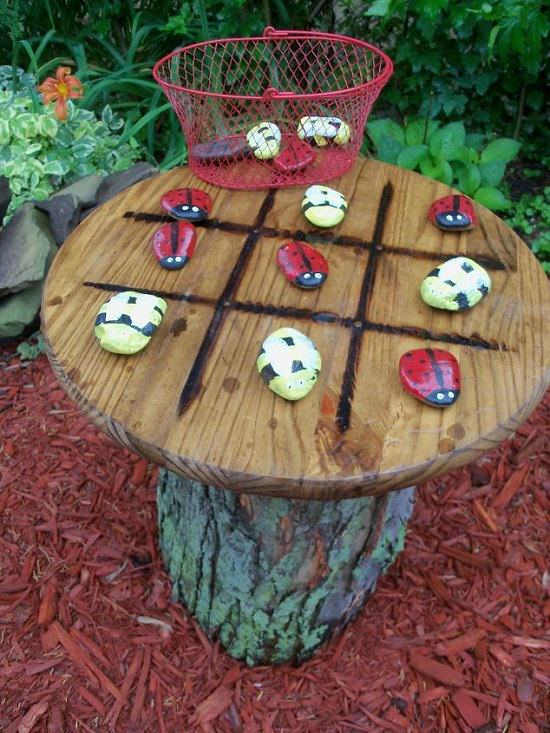 Creative Things to Do with Tree Stumps 4