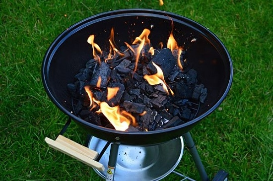 Uses of Charcoal in the Garden with many benefits