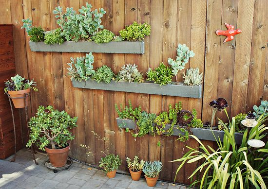 DIY Vertical Gardening Ideas 8