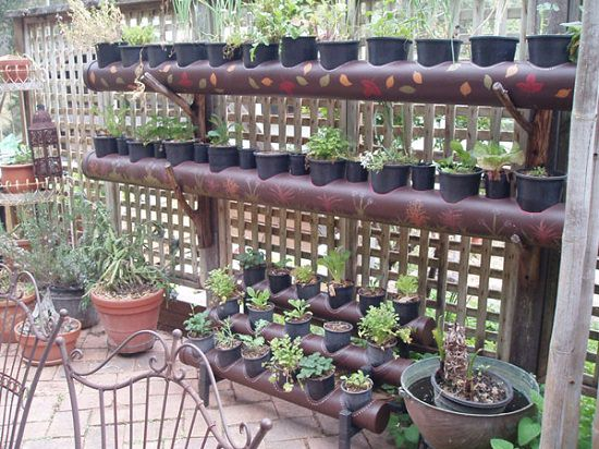 DIY Vertical Gardening Ideas 3