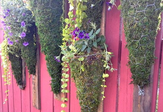 DIY Vertical Gardening Ideas 22