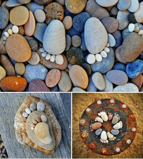 DIY Rock Uses for Homes 2