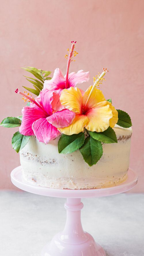 Edible Flowers for Cakes 5