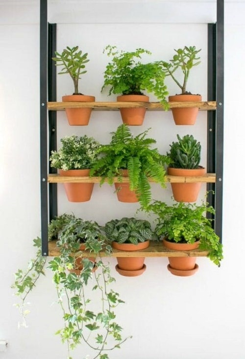 DIY Ikea Indoor Garden Ideas 5