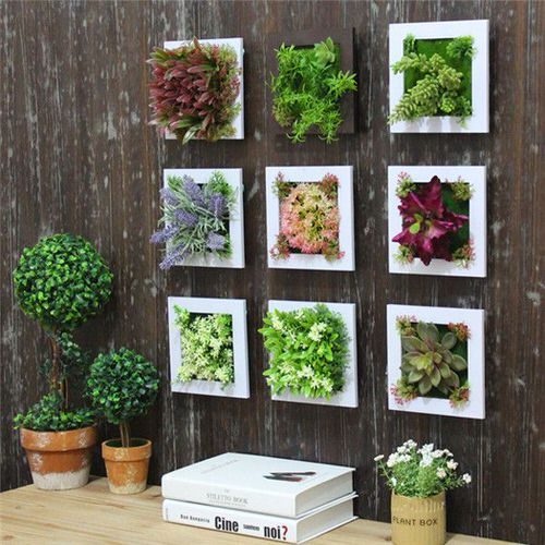 Green Ideas for Modern Wall Decoration 8