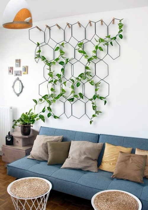 Wall Hanging Plant Decor Ideas 10