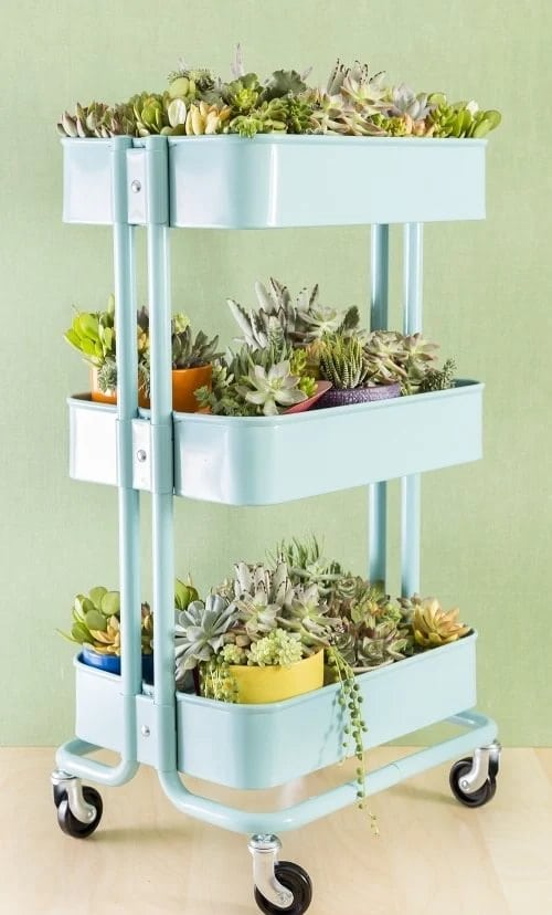 DIY Ikea Indoor Garden Ideas