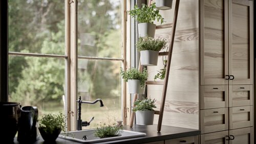 DIY Ikea Indoor Garden Ideas 3