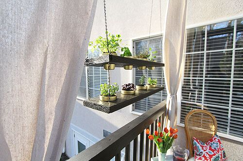 Balcony Hanging Planter Ideas 5