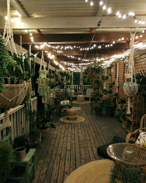 Best Boho Garden Design Ideas 4