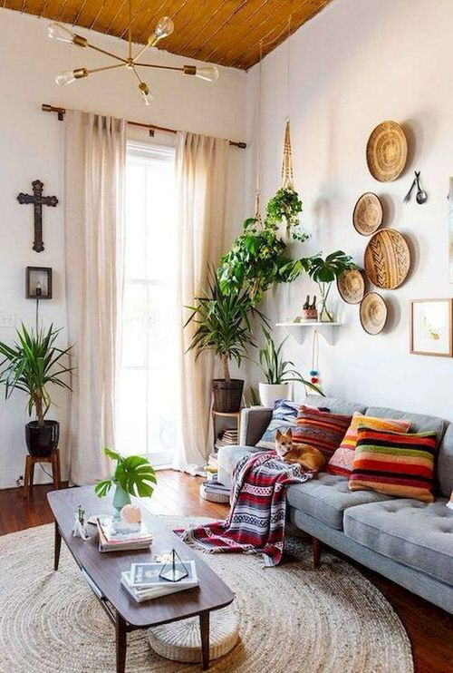 Apartment Decoration Ideas with Plants 4