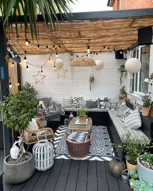 Best Boho Garden Design Ideas 5