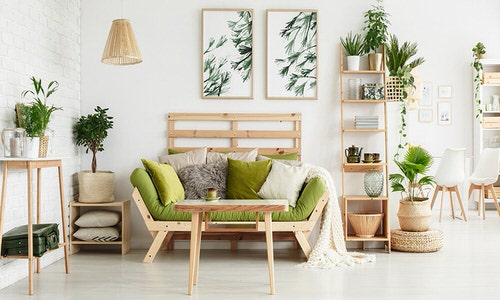 Plant Shelves Ideas 6