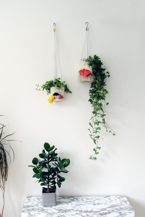 DIY Plant Hanger Ideas 6