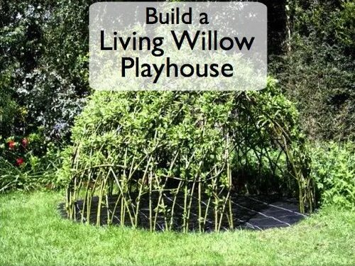 Garden Projects Using Sticks and Twigs 19