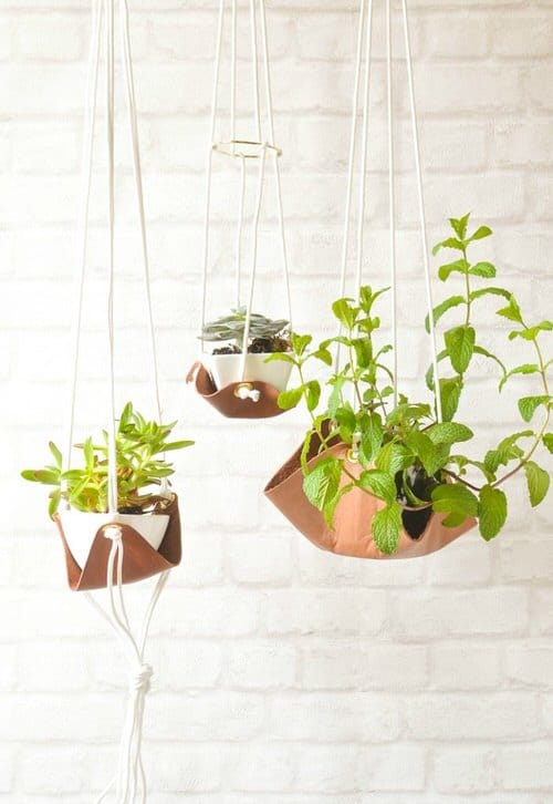 DIY Plant Hanger Ideas 7