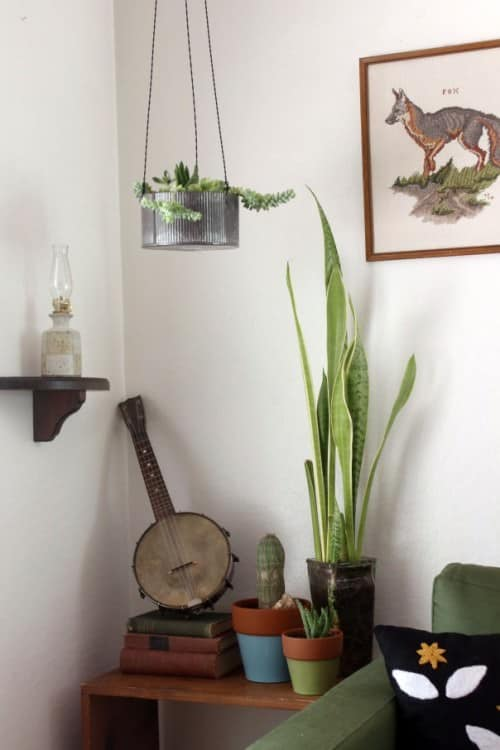 DIY Plant Hanger Ideas 9
