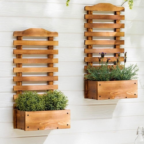 Plant Shelves Ideas 9