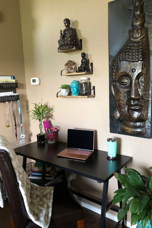 Work from Home Zen Space Ideas