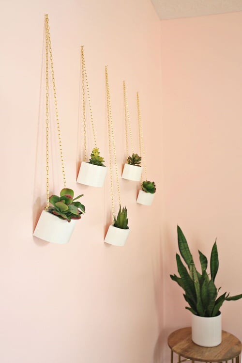 DIY Plant Hanger Ideas