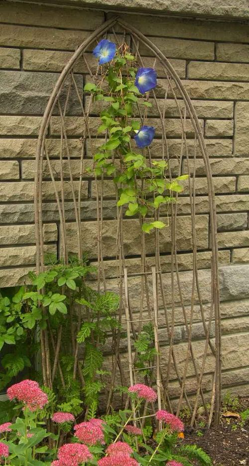 Garden Projects Using Sticks and Twigs