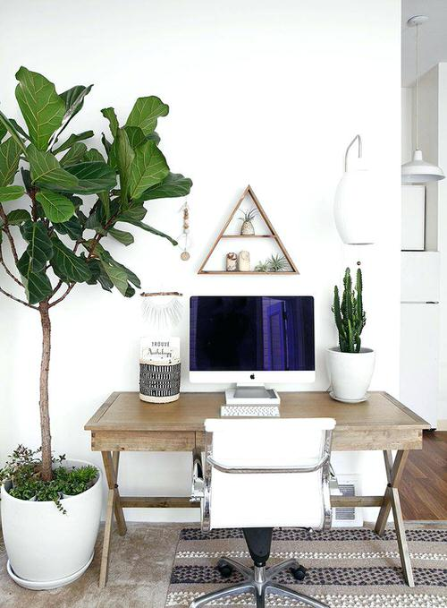 Work from Home Zen Space Ideas 3