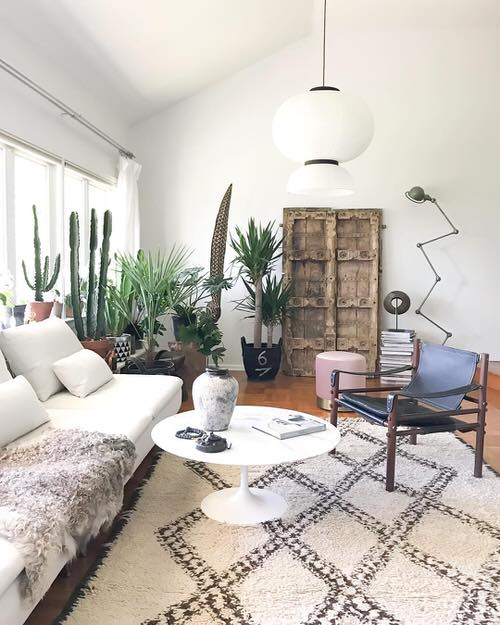 Moroccan Décor with Plants 4