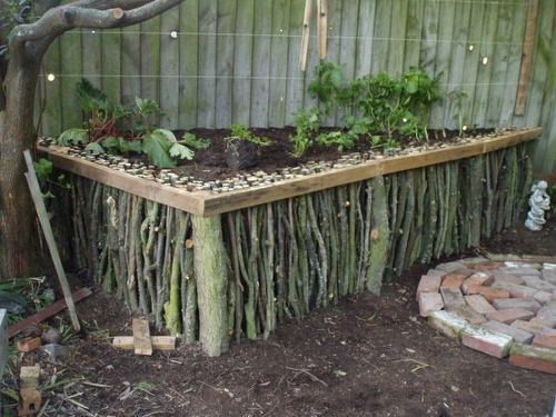 Garden Projects Using Sticks and Twigs 4