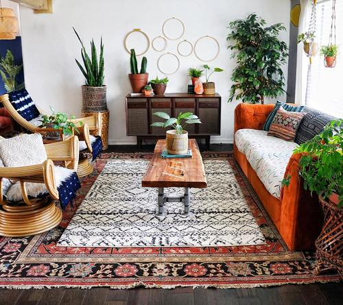 Moroccan Décor with Plants 5