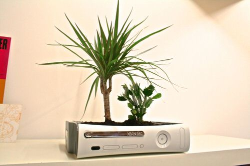 Old Electronic Items Used to Grow Pants Ideas 3