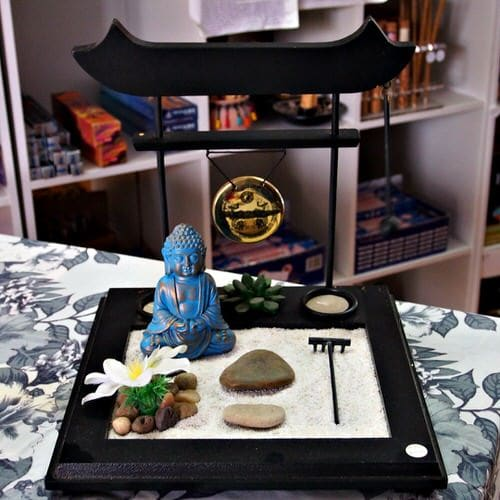 Work from Home Zen Space Ideas 6