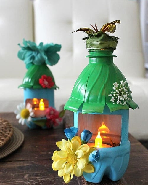 Impossibly Cute DIYs You Can Make With Things From Your Recycling Bin 9