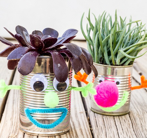 Impossibly Cute DIYs You Can Make With Things From Your Recycling Bin 14