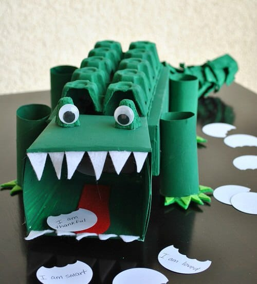 Impossibly Cute DIYs You Can Make With Things From Your Recycling Bin 5